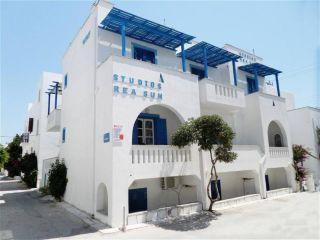 Naxos Stadt im Naxos Sun Studios