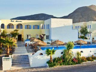 Urlaub Kamari im Hotel Alexandra