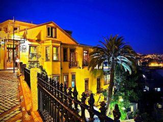 Urlaub Valparaíso im Gran Hotel Gervasoni