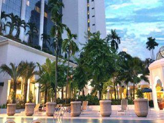Kuala Lumpur im Hotel Istana