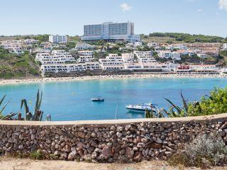 Urlaub Arenal d'en Castell im Palladium Hotel Menorca