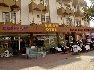 Alanya im Aslan Corner Hotel