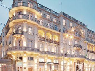 Wien im Austria Trend Parkhotel Schönbrunn