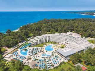 Urlaub Porec im Valamar Parentino Hotel