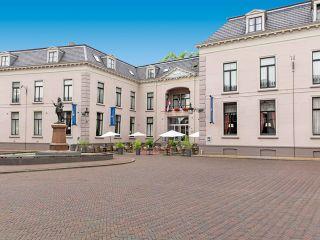 Urlaub Leeuwarden im Fletcher Hotel-Paleis Stadhouderlijk Hof