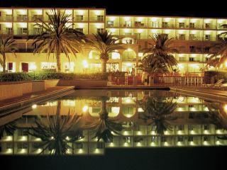 Ibiza-Stadt im Hotel Nautico Ebeso