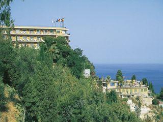 Urlaub Taormina im Hotel Villa Diodoro
