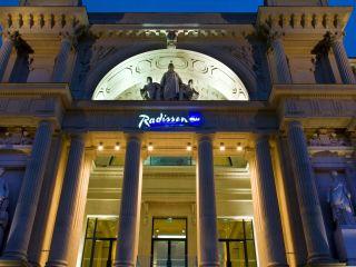 Urlaub Nantes im Radisson Blu Nantes