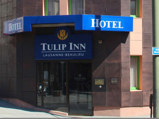 Lausanne im Tulip Inn Lausanne Beaulieu