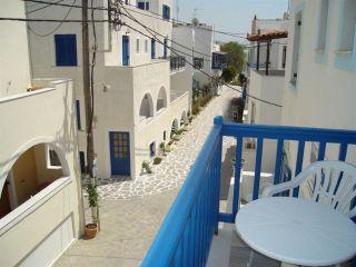 Naxos Stadt im Princess Mare Hotel