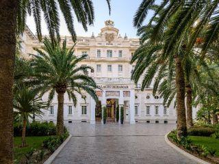 Málaga im Gran Hotel Miramar