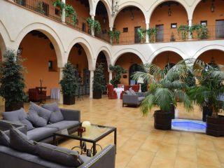Urlaub Huelva im Hacienda Montija Hotel