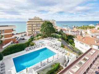 Biarritz im Hôtel Résidence Le Grand Large
