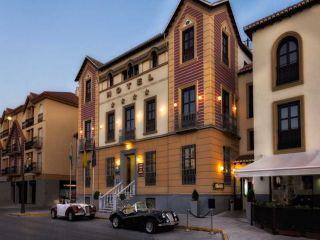 Urlaub Santa Fé im Hotelux Casa del Trigo