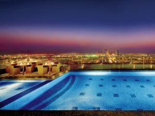 Dubai im Park Regis Kris Kin Hotel