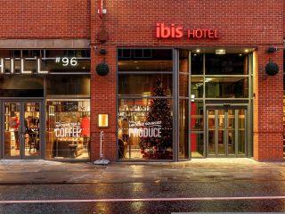 Manchester im ibis Manchester Centre 96 Portland Street Hotel