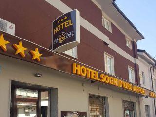 Urlaub Lamezia Terme im Hotel Sogni d'Oro Airport