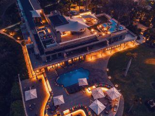 Plettenberg Bay im Sky Villa Boutique Hotel