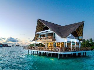 Urlaub Kooddoo im Mercure Maldives Kooddoo Resort