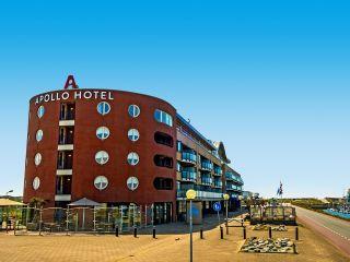 Urlaub IJmuiden im Apollo Hotel IJmuiden Seaport Beach