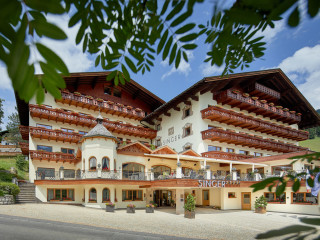 Berwang im Hotel Singer Relais & Châteaux