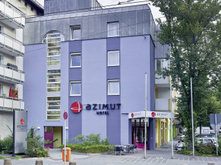 Nürnberg im AZIMUT Hotel Nürnberg