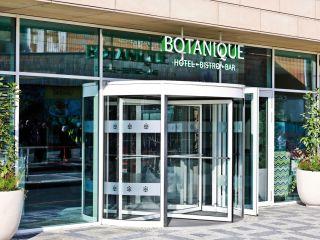 Prag im Botanique Hotel