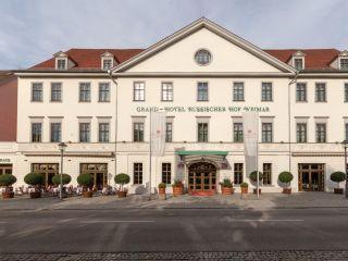 Weimar im Grand Hotel Russischer Hof