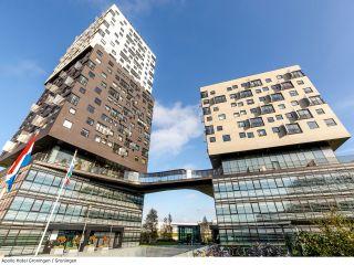 Groningen im Apollo Hotel Groningen