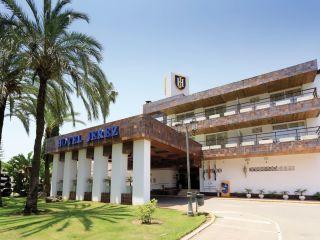 Jerez de la Frontera im Hotel Jerez & Spa