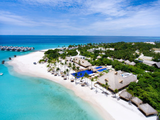 Urlaub Kudafushi im Emerald Maldives Resort & Spa