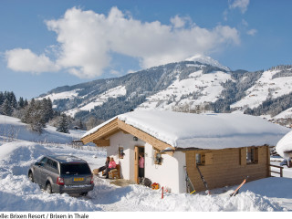 Brixen im Thale im Camping Resort Brixen