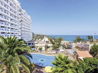 Playa del Inglés im Hotel Europalace Gran Canaria