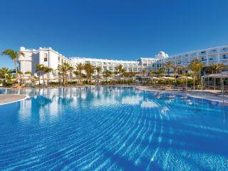 Playa del Inglés im Hotel Riu Palace Maspalomas