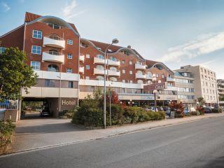 Cuxhaven im Nordsee-Hotel Deichgraf
