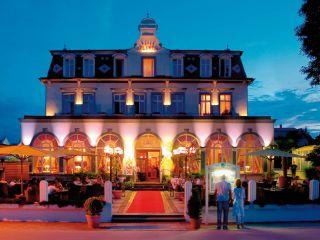 Ostseebad Bansin im Seetelhotel Strandhotel Atlantic & Villa Meeresstrand