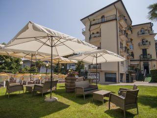 Urlaub Stresa im Hotel Flora Stresa