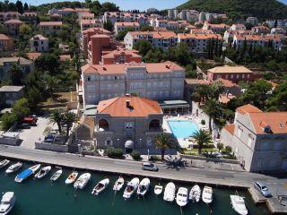 Dubrovnik im Hotel Lapad