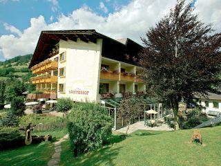 Bad Kleinkirchheim im Familien- und Sporthotel Kärntnerhof