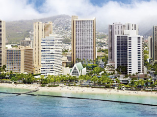 Urlaub Honolulu im Hilton Waikiki Beach