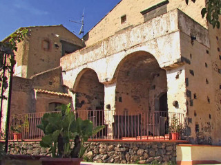 Urlaub Castiglione di Sicilia im Gole Alcantara Botanical & Geological Park Argoturismo Il Borgo