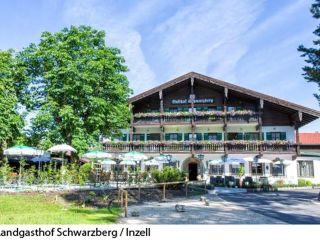 Inzell im Gasthof Schwarzberg