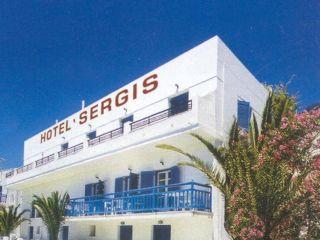 Naxos Stadt im Mare Naxia Hotel