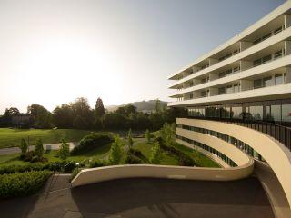 Urlaub St. Gallen im Oberwaid ? Das Hotel. Die Klinik.