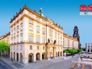 Urlaub Dresden im Star G Hotel Premium Dresden Altmarkt