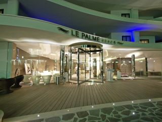 Milano Marittima im Hotel Le Palme