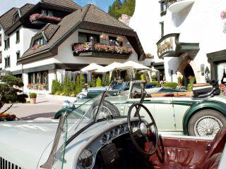 Baiersbronn im Romantik Hotel Sackmann