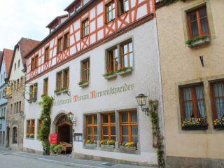Rothenburg o.d. Tauber im Tilman Riemenschneider