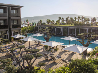 Urlaub Çesme im Biblos Beach Resort Alacati