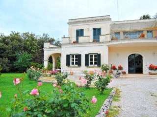Urlaub Lecce im Relais Delle Rose